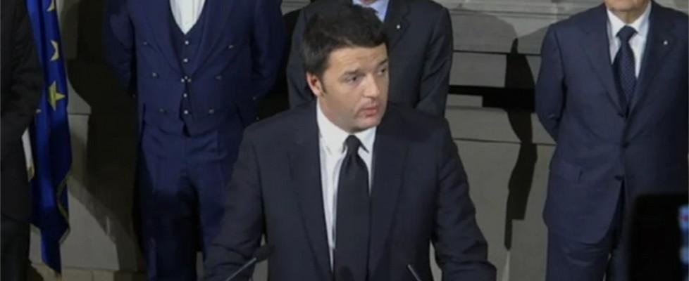 Nasce il governo Renzi, ecco i ministri. Alfano al Viminale, Padoan all'Economia. Mogherini agli Esteri, Pinotti alla Difesa
