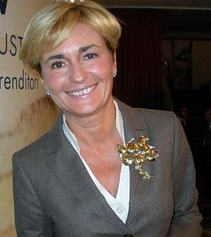 Federica Guidi, una figlia d'arte alla guida del ministero dello Sviluppo