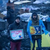 Kiev, la favola del perdono nella piazza della violenza