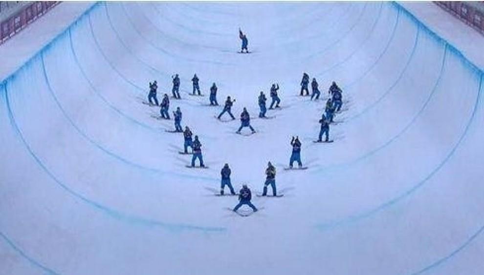 Sochi, omaggio a Sarah Burke: le ceneri disperse sulla pista