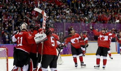 L'ultimo oro è del Canada Battuta in finale la Svezia