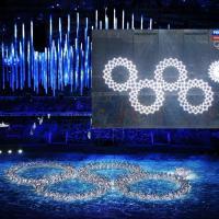 Sochi, l'autoironia nella...