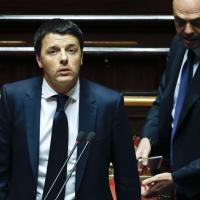 Governo Renzi, il discorso al Senato