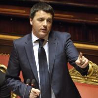 """Renzi ottiene la fiducia in Senato: 169 sì. """"Basta alibi, è il tempo del coraggio"""""""