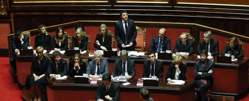Governo Renzi: il più giovane e il più rosa d'Italia
