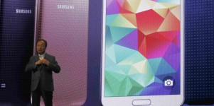 Samsung S5, nuova fotocamera e impronta digitale   Foto