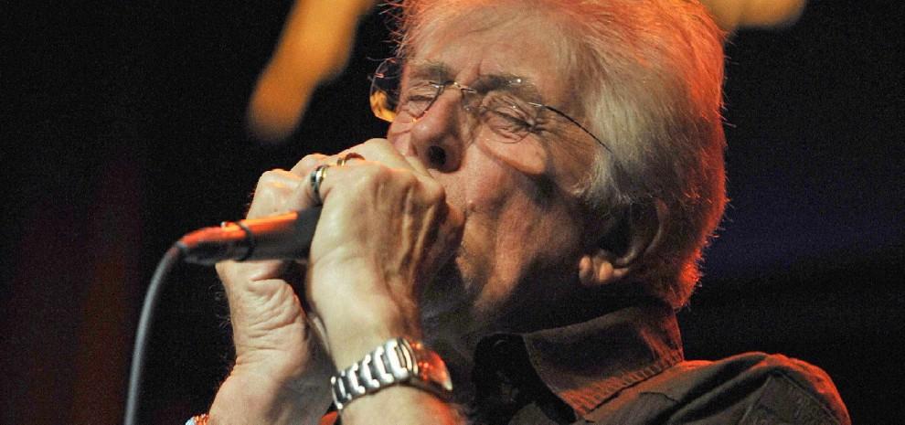 Webnotte, c'è John Mayall, il padrino del British Blues