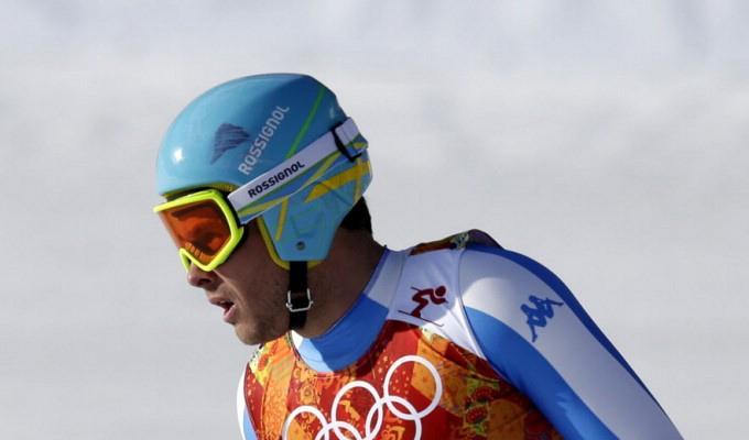 Innerhofer è l'atleta più Sochi-al. A lui l'oro di Facebook e Twitter
