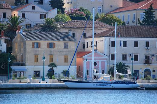 Perotti fa co-sailing Con Mediterranea