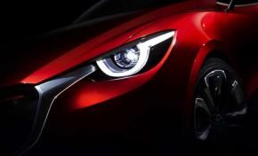 Concept Hazumi, offensiva Mazda