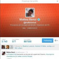 Tweet Renzi alle 6 di mattina: al lavoro su dossier più urgenti