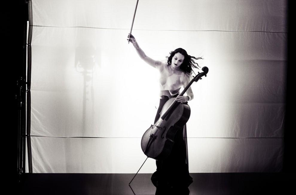 Maya Beiser, la dea del violoncello