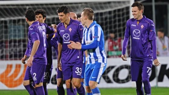 Fiorentina-Esbjerg 1-1: una formalità, qualificazione mai in discussione - Repubblica.it