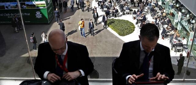 Gli italiani che sfidano il mondo al Mwc   Foto     Il videoblob della fiera di Barcellona    di FRANCESCO COLLINA