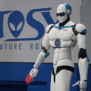 """""""Anno 2029, i robot saranno come noi. Anzi, meglio"""""""