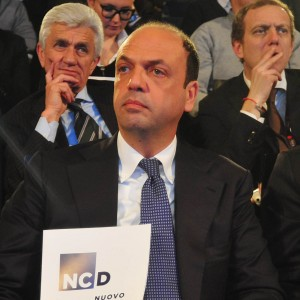"""Alfano: """"Non si voterà il prossimo anno"""". E Albertini aderisce a Ncd"""