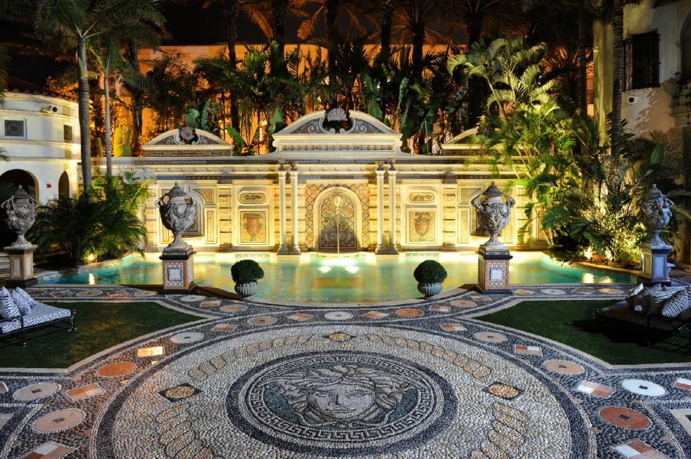 Villa Versace A Beckham Per 60 Milioni Foto A Miami Beach