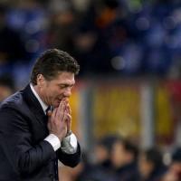 Inter, Mazzarri: ''E' mancato solo il gol''
