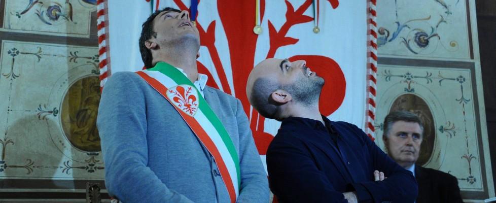 """Matteo Renzi a Roberto Saviano: """"I miei cinque punti per fermare Mafia SpA"""""""