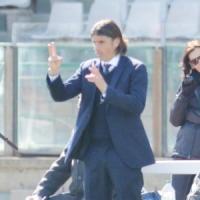 Cagliari, Lopez: ''Felice per la vittoria e per l'abbraccio''