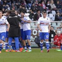 Torino-Sampdoria 0-2: Okaka e Gabbiadini rilanciano i blucerchiati