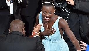 Lupita, schiava da Oscar  da sconosciuta a star -  foto