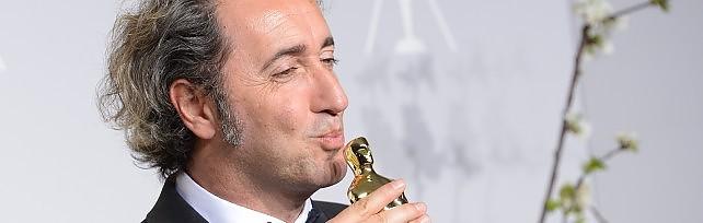 """Oscar, trionfo Italia: vince """"La grande bellezza"""" Sorrentino ringrazia Fellini e Maradona   video        Video  """"Un film innamorato del mio paese"""""""