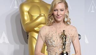 Cate Blanchett fa il bis  e ringrazia Woody - foto