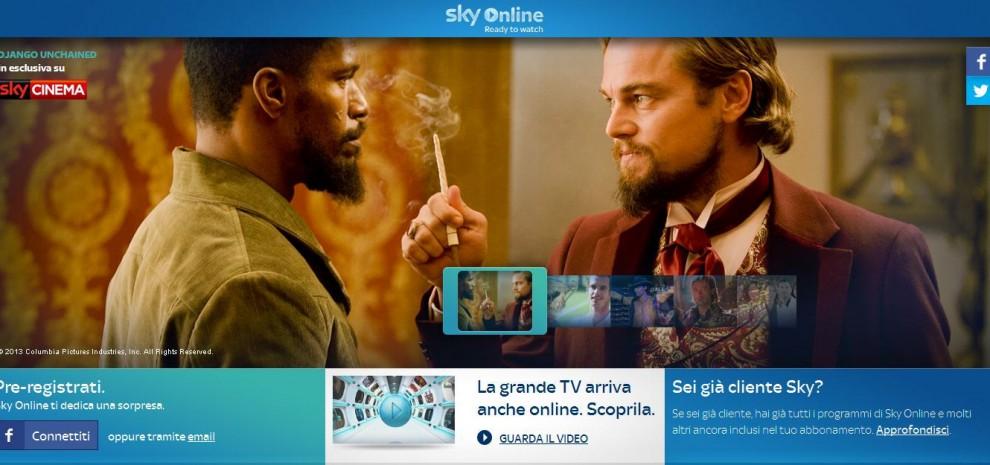 Sky Online, c'è anche lo streaming: film, serie tv e sport su pc, tablet e smart tv