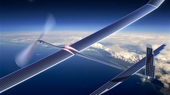Facebook, droni solari per connettere l'Africa. Sfida nei cieli con Google