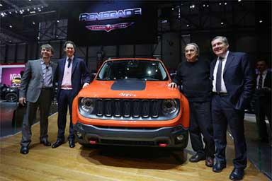 Jeep Renegade, via agli ordini: da 23 mila euro in su