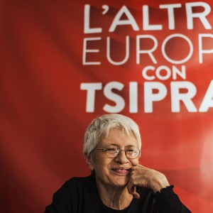 """Elezioni europee, tutti i nomi di Tsipras. Spinelli: """"Ci metto la faccia, ma non so fare politica"""""""
