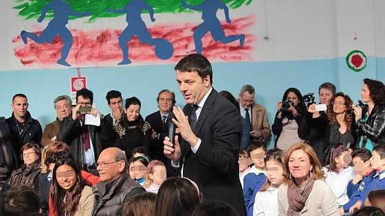 """Governo, Renzi: """"Jobs act, scuola e piano casa, da mercoledì ci scateniamo"""""""