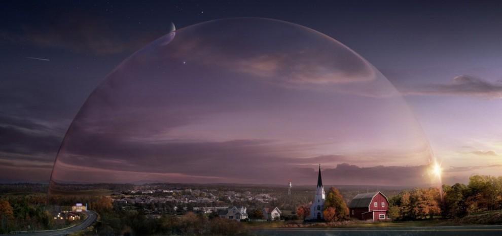 """""""Under the dome"""", sotto la cupola con Stephen King: """"Adoro spaventarvi, pure in tv"""""""