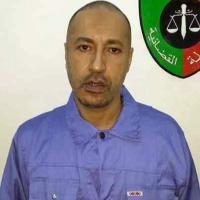 Libia, estradato Saadi Gheddafi: la rasatura del figlio del Rais