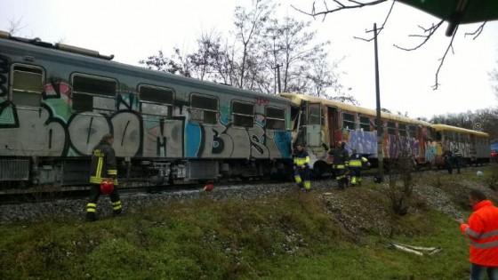 Incidente ferroviario in Calabria, due feriti gravi