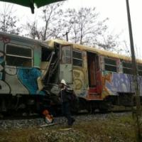 Incidente ferroviario in Calabria: si scontrano due treni