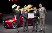 "Mazda: il ""Make Things Better Award"" a uno studente finlandese"