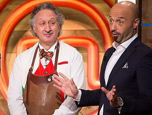 E dopo Masterchef, il folk: Joe Bastianich va in tour