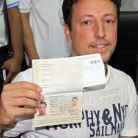 Incidente Malaysia, Maraldi mostra il passaporto