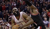 Indiana cade anche a Dallas Harden come Jordan   video