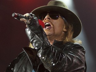 """Appetite for Democracy"",  celebrazione 3D per i Guns"
