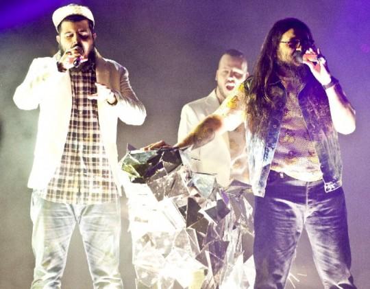 Webnotte live, la prima volta all'Auditorium Parco della Musica di Roma