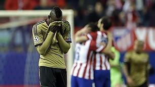 L'Atletico è troppo forte: 4-1    Milan fuori dall'Europa    foto