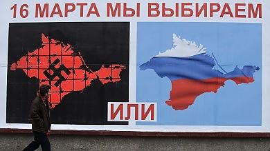 Ucraina, pressing Usa su Mosca   liveblog   Ma la Crimea corre verso l'indipendenza