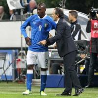 """Nazionale, Prandelli: ''Balotelli? Nessuno ha il posto sicuro ai Mondiali"""""""