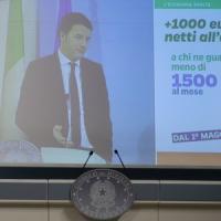 """Camusso a Renzi: """"Cautela sulle pensioni"""". Marchionne con il premier"""