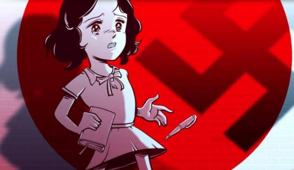 Giappone, Anna Frank come Hello Kitty: la Shoah è un manga