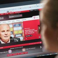 """L'addio di Hoeness al Bayern: """"Vado in carcere"""""""