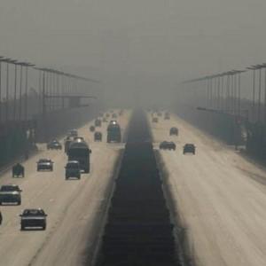 La Cina ingaggia i droni per vincere la guerra all'inquinamento
